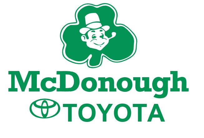 McDonough Toyota Logo